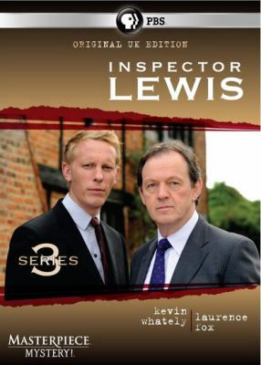 Cover image for Inspector Lewis. Series 3
