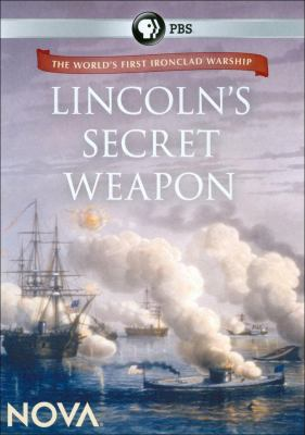 Cover image for Lincoln's secret weapon
