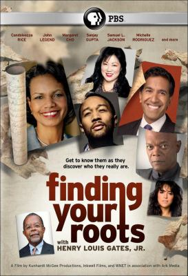 Cover image for Finding your roots