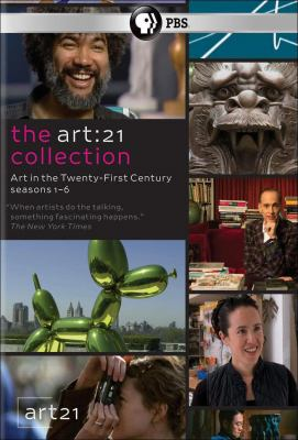 Cover image for Art 21. Seasons one and two art in the twenty-first century