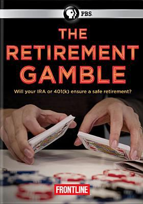 Cover image for The retirement gamble