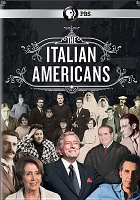 Cover image for The Italian Americans