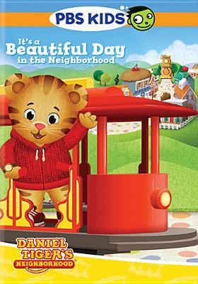 Cover image for Daniel Tiger's neighborhood. It's a beautiful day in the neighborhood
