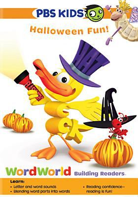 Cover image for WordWorld. Halloween fun!