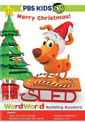 Cover image for Wordworld. Merry Christmas.