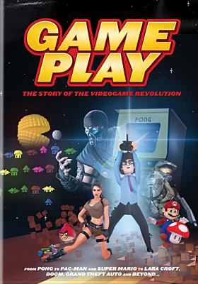 Cover image for Gameplay : the story of the videogame revolution