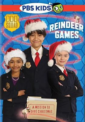 Cover image for Odd squad. Reindeer games.