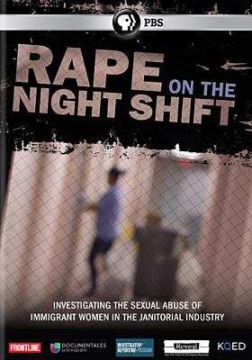 Cover image for Rape on the night shift