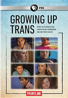 Cover image for Growing up trans