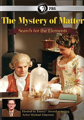 Cover image for The mystery of matter : search for the elements.