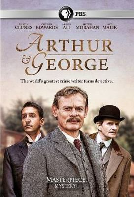 Cover image for Arthur & George