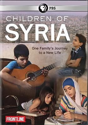 Cover image for Children of Syria