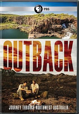 Cover image for Outback : journey through northwest Australia