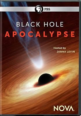 Cover image for Black hole apocalypse