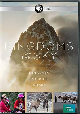 Cover image for Kingdoms of the sky