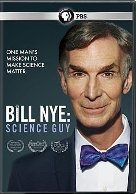 Cover image for Bill Nye : science guy