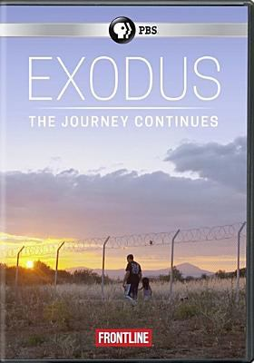 Cover image for Exodus. The journey continues