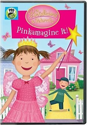 Cover image for Pinkalicious & Peterrific. Pinkamagine it!