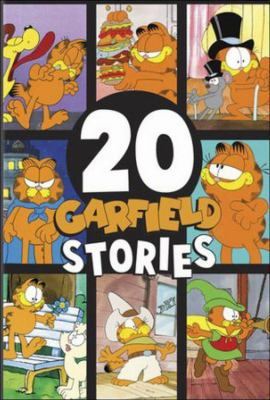 Cover image for Garfield and friends. 20 Garfield stories