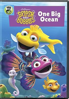 Cover image for Splash and bubbles. One big ocean.