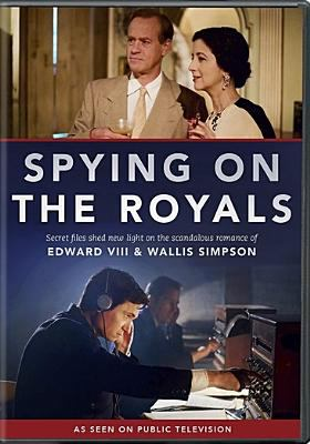 Cover image for Spying on the royals