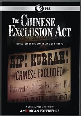 Cover image for The Chinese Exclusion Act