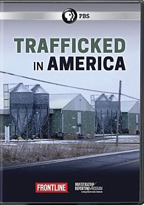 Cover image for Trafficked in America