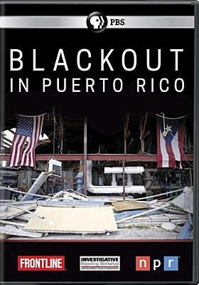 Cover image for Blackout in Puerto Rico
