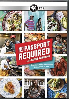 Cover image for No passport required