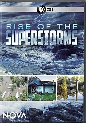 Cover image for Rise of the superstorms