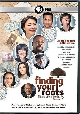 Cover image for Finding your roots. Season 5