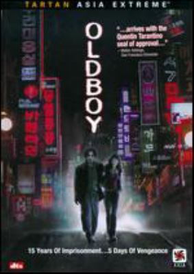 Cover image for Oldboy