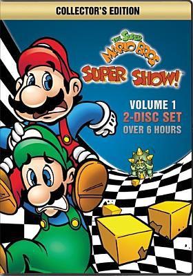 Cover image for The Super Mario Bros. super show! Volume 1