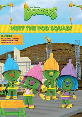 Cover image for Doozers. Meet the pod squad!