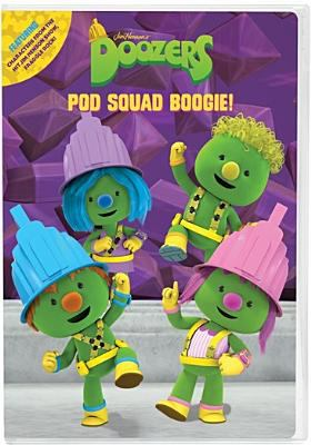 Cover image for Doozers. Pod squad boogie!