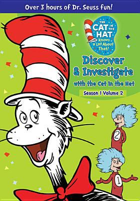 Cover image for Discover & investigate with the Cat in the Hat. Season 1. Volume 2
