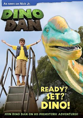 Cover image for Dino Dan. Ready? Set? Dino!