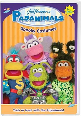 Cover image for Spooky costumes