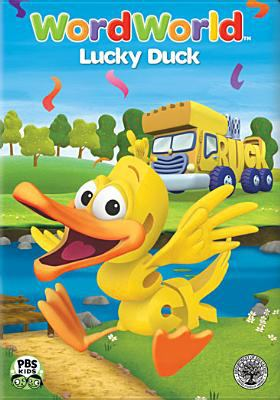 Cover image for WordWorld. Lucky Duck