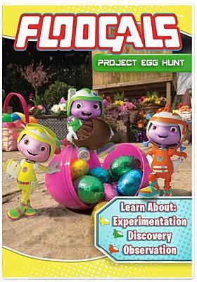 Cover image for Floogals. Project egg hunt.