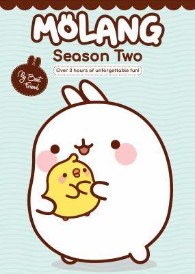 Cover image for Molang. Season two.