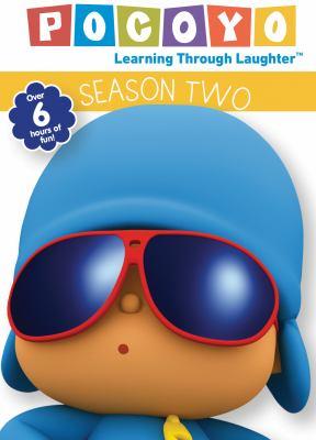 Cover image for Pocoyo. Season two.
