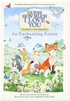 Cover image for Guess how much I love you. An enchanting Easter