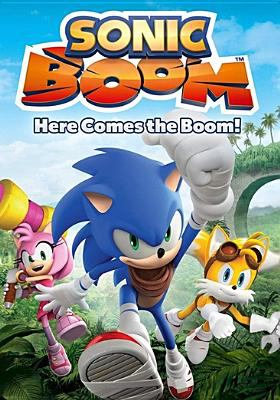 Cover image for Sonic boom. Here comes the boom!.