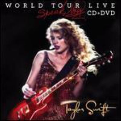 Cover image for Speak now world tour live