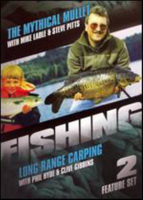 Cover image for The mythical mullet with Mike Ladle & Steve Pitts Long range carping with Phil Hyde & Clive Gibbins
