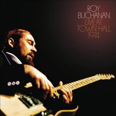 Cover image for Live at Town Hall 1974