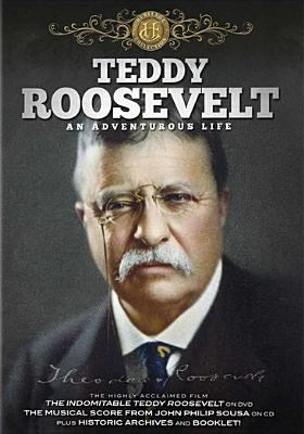Cover image for The Indomitable Teddy Roosevelt