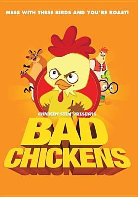 Cover image for Bad chickens