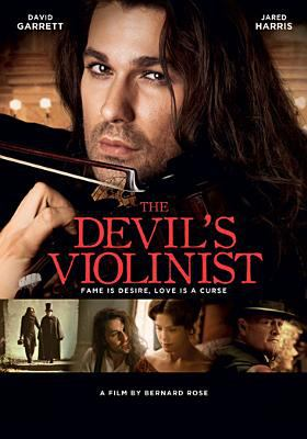Cover image for The devil's violinist